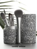 化妝刷套裝動物毛化妝工具全套眼影刷眉刷散粉刷子伊芙莎