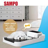 【即時通留言享特價】SAMPO 聲寶 多用變頻微型冷氣-遙控款+專用寵物床(AH-PC02D1+SC-AH-P)