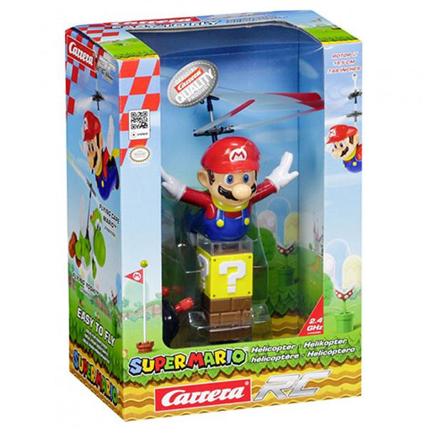 《 任天堂 》超級瑪利歐 直升機-瑪利歐 / JOYBUS玩具百貨