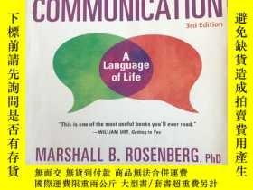 二手書博民逛書店Nonviolent罕見Communication 3rdY330727 Marshall B Rosenbe
