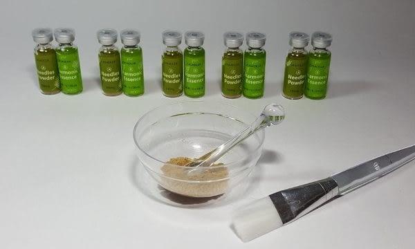 10盒送5盒黃金海綿藻針矽藻海藻微針矽針~共15盒(每盒5組)