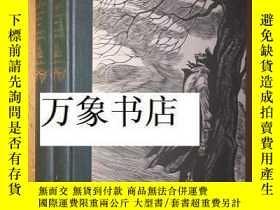 二手書博民逛書店Bronte罕見勃朗特 : Jane Eyre Wuthering Heights 簡愛 呼嘯山莊 全2冊 蘭登書