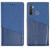 realme 5 Pro 手機套 realme5 手機殼 保護套 側翻可立 磁吸皮套 全包軟殼 翻蓋皮套 插卡錢包