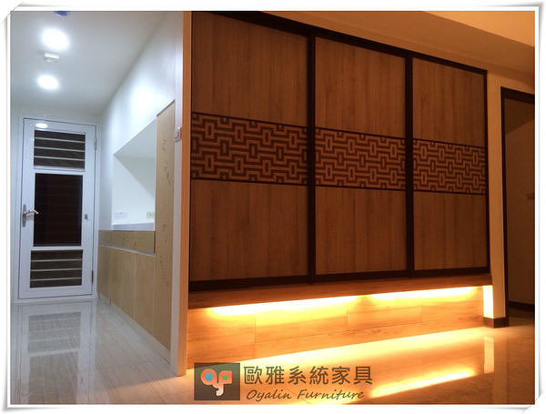 【歐雅系統家具】系統家具  全面客製化訂做 系統和室收納 原價:153037  特價:107126