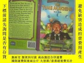 二手書博民逛書店THE罕見TINE MACHINE WELLS 01Y20300