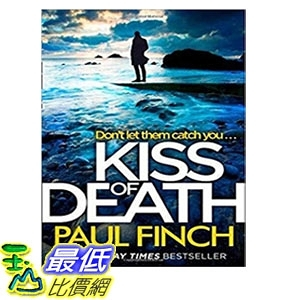 2018 amazon 亞馬遜暢銷書 Kiss of Death (Detective Mark Heckenburg, Book 7)