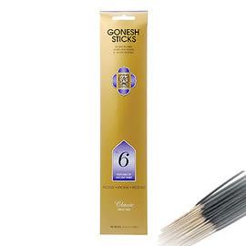 美國 GONESH 6號 遠古記憶 精油 線香 20枝 薰香 香氛