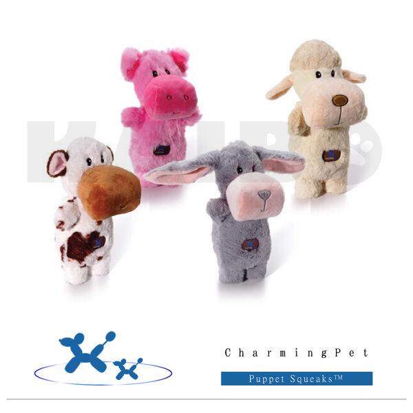 美國CharmingPet Puppet Squeaks™