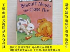 二手書博民逛書店Biscuit罕見Meets the Class Pet 894