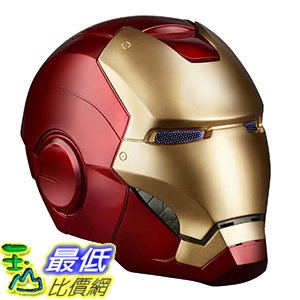 [美國直購] Avengers B7435 鋼鐵人 面具 Marvel Legends Iron Man Electronic Helmet