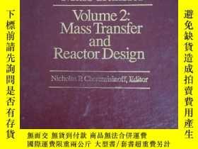 二手書博民逛書店HANDBOOK罕見OF HEAT AND MASS TRANSFER VOLUME 2:MASS TRANSFE