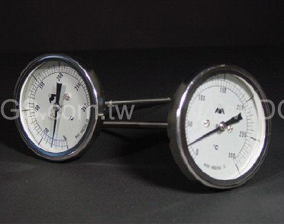 金屬溫度計Industrial Thermometer