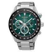 【分期0利率】SEIKO 精工錶 Criteria 綠 光動能 V175-0EE0G 全新原廠公司貨 SSC583P1