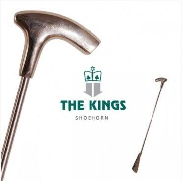 THE KINGS Golf Putter高爾夫推桿復古工業鞋把