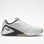 REEBOK NANO X1 男鞋 訓練 慢跑 健身 緩衝 抓地 耐磨 白【運動世界】FZ0634