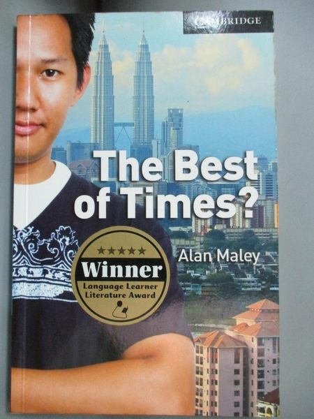 【書寶二手書T1/原文書_OAO】The Best of Times?_Maley, Alan