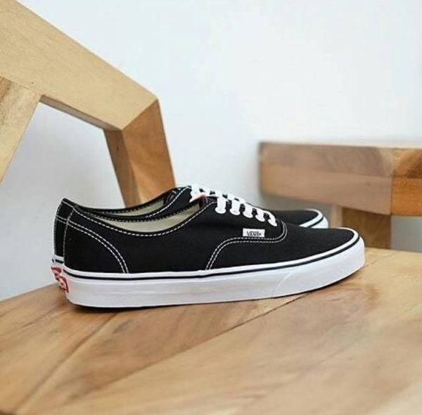 【GT】Vans Authentic 黑白 男鞋 女鞋 低筒 現貨 正品 基本款 經典款 休閒鞋 帆布鞋 滑板鞋 C010499