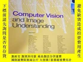 二手書博民逛書店Computer罕見Vision and Image Under