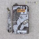 手機套 包包 防水包 雨朵小舖 M410-049 6吋雙拉Touch手機套 funbaobao