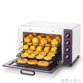 電烤箱30L家用上下獨立控溫發酵30升多功能大容量 220vigo 全館免運