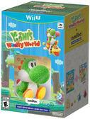 WiiU Yoshi s Woolly World Bundle 耀西 毛線世界(美版代購)