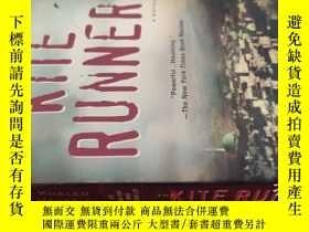 二手書博民逛書店【英文原版】The罕見Kite Runner( 如圖)Y25633 Khaled Hosseini Riber