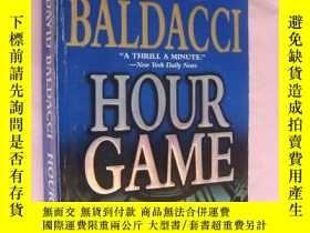 二手書博民逛書店Hour罕見GameY146810 David Baldacci