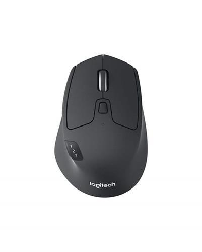 【現貨】羅技M720 Triathalon多設備無線滑鼠,支持PC和Mac可輕鬆切換3台設備 (公司貨+原廠保固)