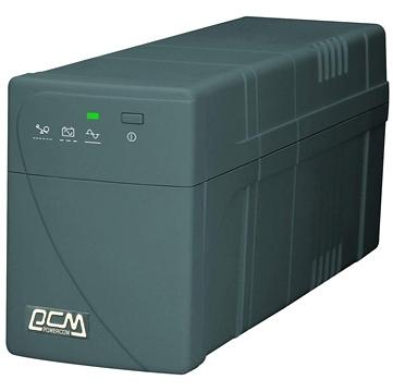 科風 POWERCOM 在線互動式 黑武士系列 500VA 110V ( BNT-500A ) 停電 不斷電 電池 電源