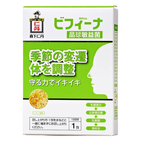 日本森下仁丹晶球敏益菌 14入【屈臣氏】