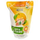 (新)橘子工坊 天然濃縮洗衣精-補充包1500ml(添加天發酵制菌因子)[衛立兒生活館]