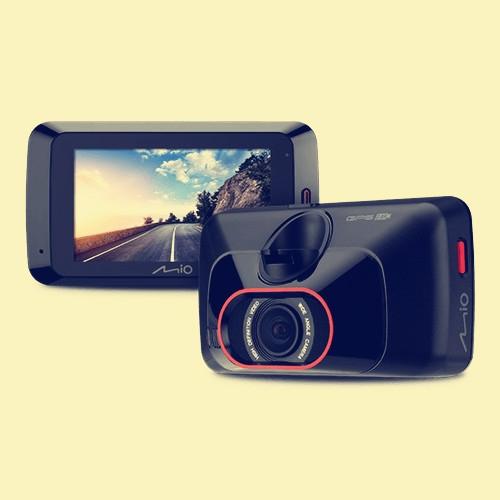 送64G卡『 Mio MiVue 852 』2.8K畫質/星光級Sony感光元件/行車記錄器+GPS測速器/紀錄器/區間測速