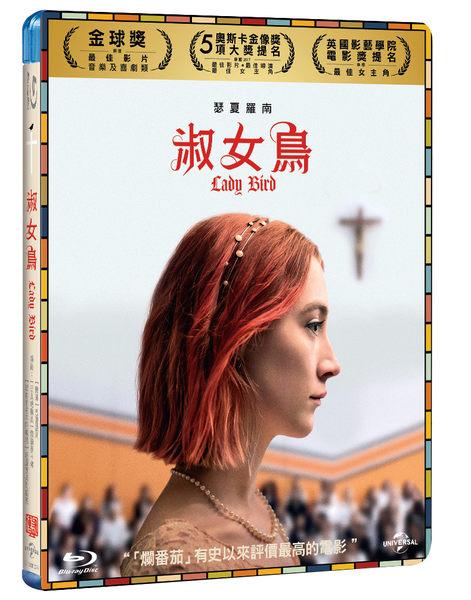 淑女鳥 藍光BD Lady Bird 免運 (購潮8)
