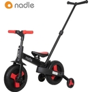 Nadle SL-A6 摺疊四輪平衡車-紅色[衛立兒生活館]