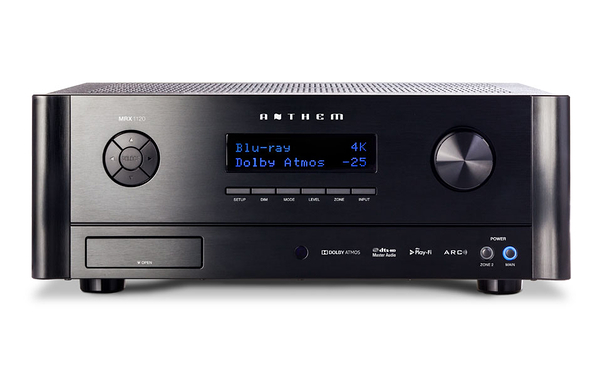 加拿大Anthem 新竹推薦 名展音響 MRX 1120 環繞綜合擴大機