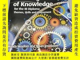 二手書博民逛書店Decoding罕見Theory of Knowledge for the IB Diploma: Themes,