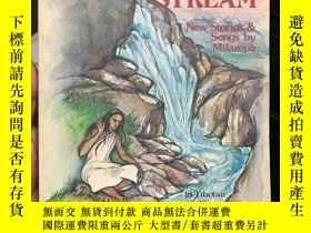 二手書博民逛書店drinking罕見the mountain stream new stories songs by milare