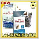 【ZOO寵物樂園】法國皇家L40減肥貓|...