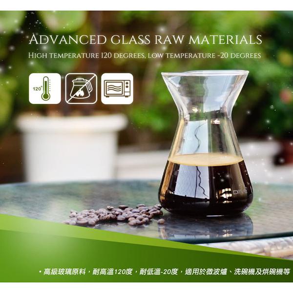 Driver北海道咖啡濾杯組咖啡濾網+玻璃壺+聖誕限定版布套-大廚師百貨