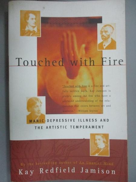 【書寶二手書T7/大學理工醫_LPS】Touched with Fire: Manic-Depressive Illne