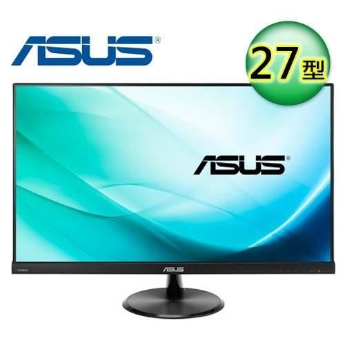 【台中平價鋪】全新  ASUS 華碩 VC279H 27型 / 三介面 / 低藍光不閃屏 IPS面板 / 三年保固