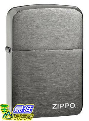 [美國直購 ShopUSA] Zippo 1941 Replica Black Ice Pocket Lighter 24485 $1160