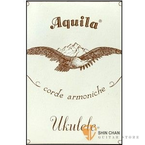 【缺貨】【23吋烏克麗麗弦】Aquila烏克麗麗弦   No.23 義大利製烏克麗麗弦 夏威夷小吉他/烏克弦