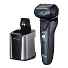 【Panasonic 國際牌】3D全方位浮動式(ES-LV97-K) 五刀頭超高速電動刮鬍刀【贈調理機SK-9910】