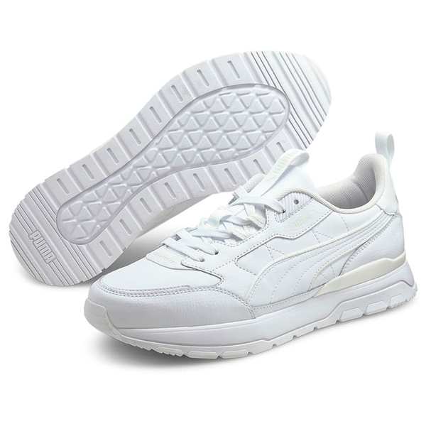 PUMA R78 TREK LTH 女鞋 休閒 復古 皮革 白【運動世界】38320202