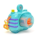 海陽之星電動泡泡機兒童全自動吹泡泡相機玩具七彩燈光音樂不漏水 三角衣櫃
