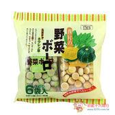 日本零食西村_幼兒野菜蛋酥(6包入)_120g【0216零食團購】4904073687853