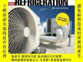 二手書博民逛書店Air罕見Conditioning And Refrigerat