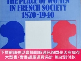 二手書博民逛書店英文原版:Housewife罕見or Harlot: The Place of Women in Frenc