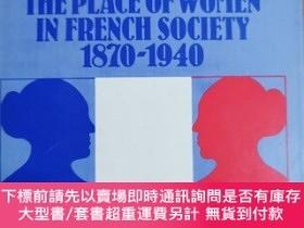 二手書博民逛書店英文原版:Housewife罕見or Harlot: The Place of Women in Frenc